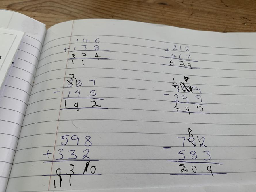 Mason's superb subtraction