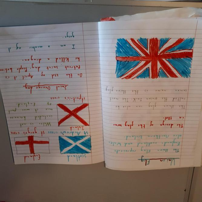 Zoe's Union Jack facts