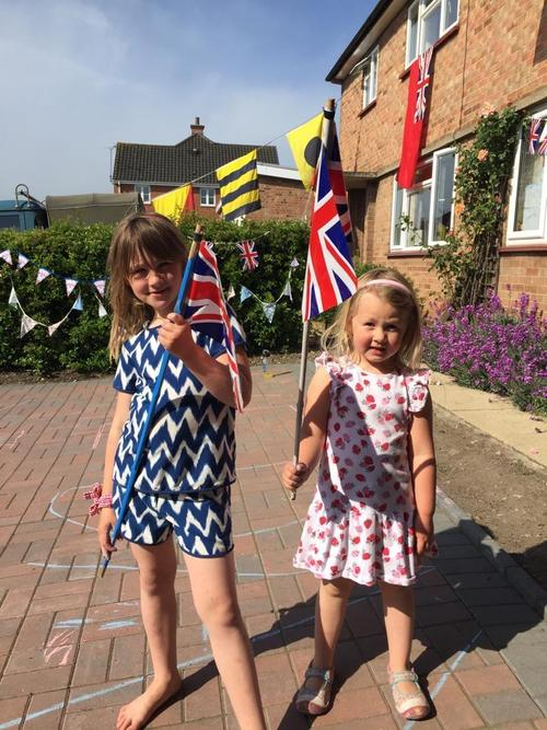 Celebrating 75 years since VE Day!