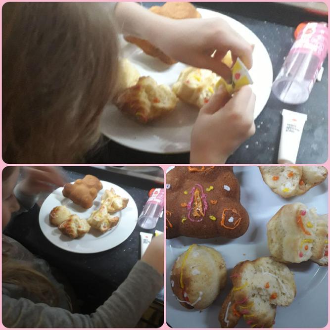 Minibeast baking