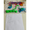 Rory made some minibeasts