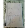 Edward's writing