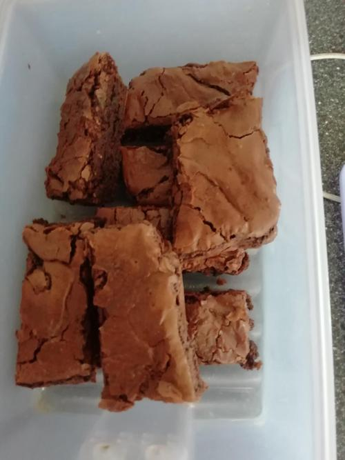 Eli's delicious brownies
