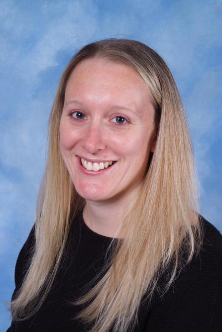 Mrs Pilgrim - Teacher
