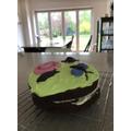 Martha's Bug Cake