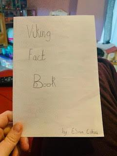 Esma's Viking fact book