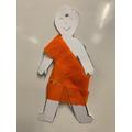 KS1 made Buddhist boy monks