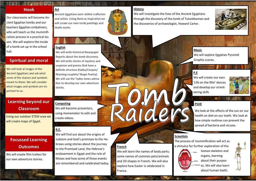 Tomb Raiders