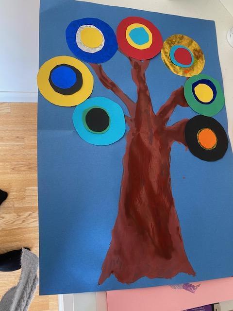 Inspired by Kandinsky.