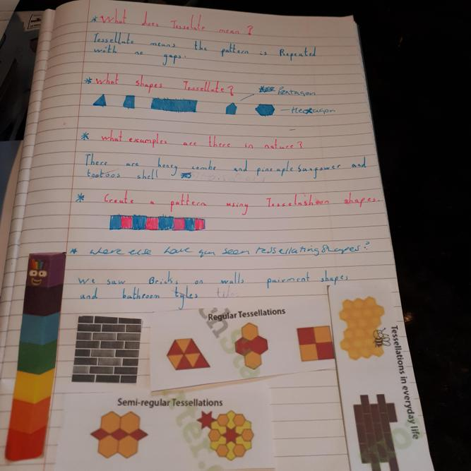 Zoe's tesselation exploration