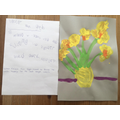 Harry's sunflowers