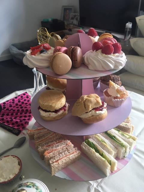 Demi's afternoon tea delights