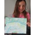 Monet inspired art 02