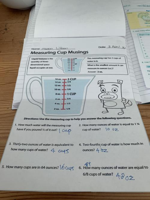 Mason's measuring