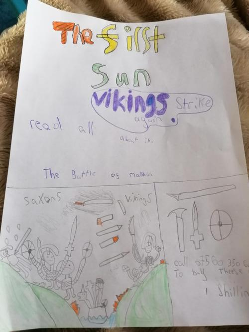 George's Viking facts