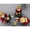 Tricky game - pick up sticks