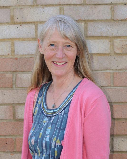 Mrs Chilver - Music Teacher