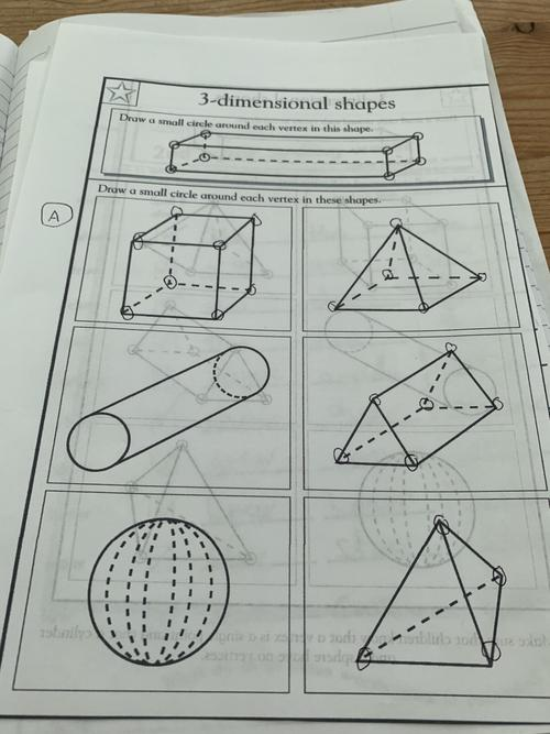 Mason's shape work