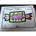 Emilia's wrapper design