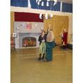 Be prepared to dance like a Tudor