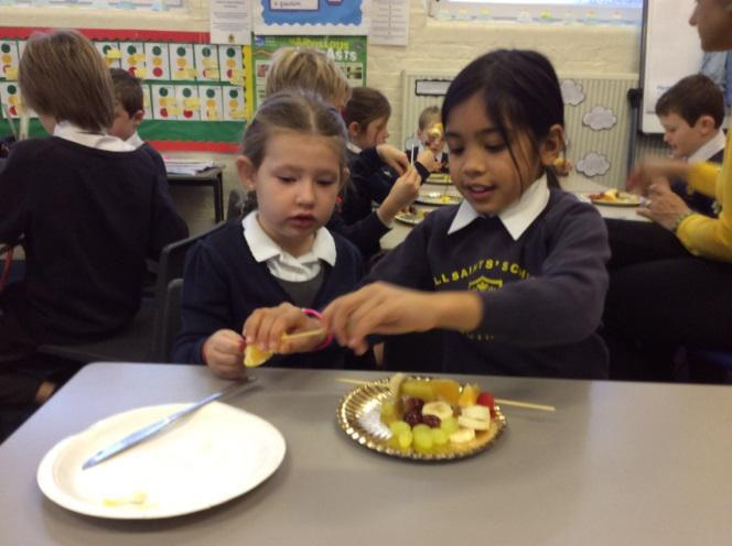 PSHE Day – Healthy Eating