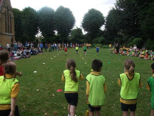 Infant Sports Day