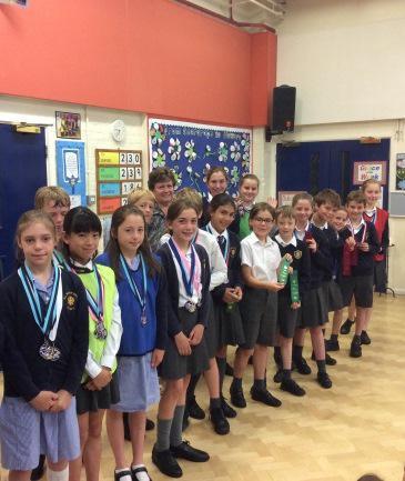 Wandsworth Swimming Champions