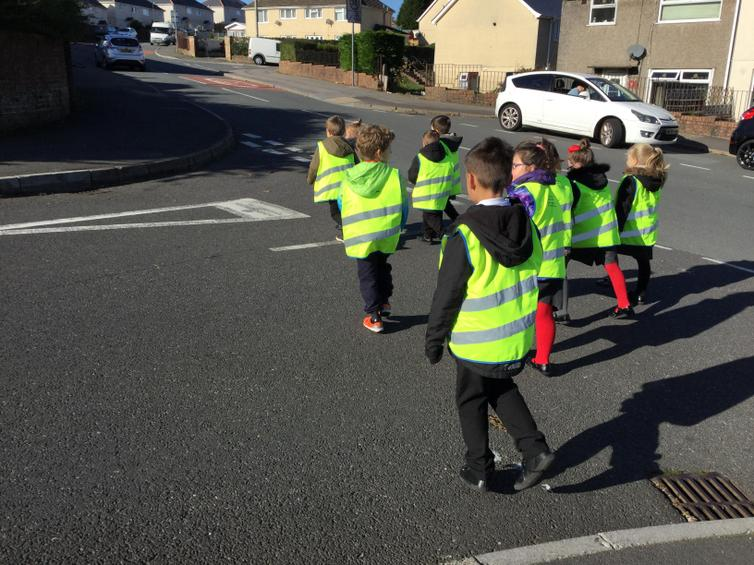 Kerbcraft Road Safety.
