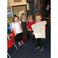 We looked at how we could save our world!