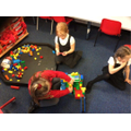 We are creative, we made a shopping centre!