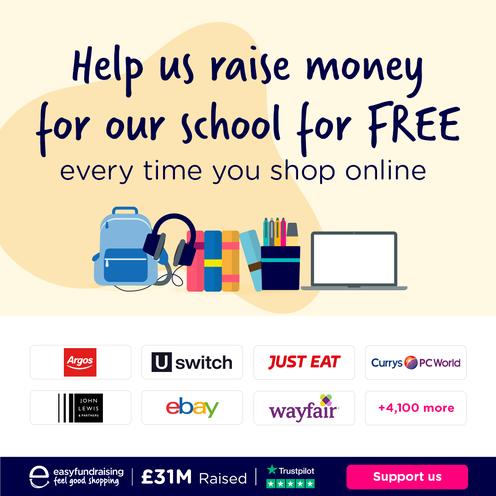 EasyFundraising Poster