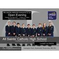 2021 Open Evening Flyer