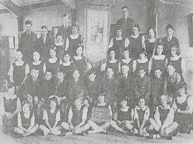 Birmingham Senior Choir Winners 1926