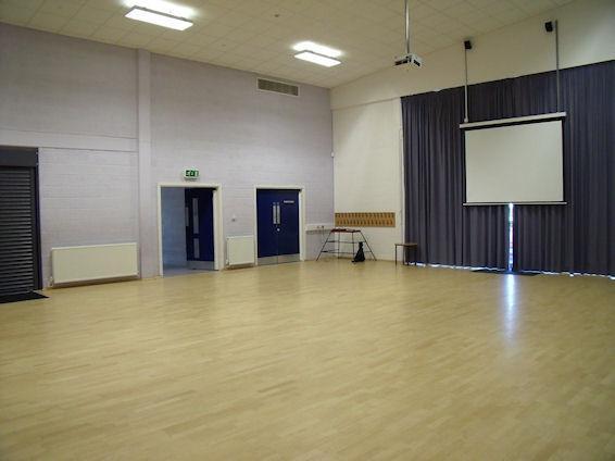 School Hall - Large