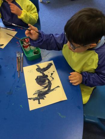 Art with Mr Jones