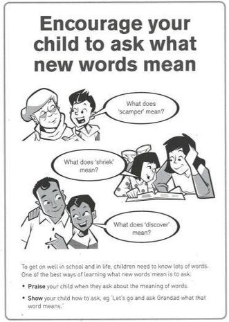 Your Child as a word learner