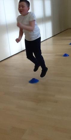I can jump super high.