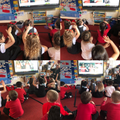 We have enjoyed learning Makaton this afternoon