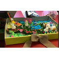 Fantastic bonnets and gardens for our Easter parade!