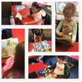 We've really enjoyed doing our drop and reads in school today as part of World Book Day
