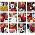Today we learnt about farm animals.