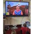 Learning Makaton with Mr Tumble