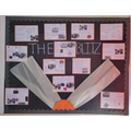 I love our Blitz writing and art display
