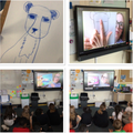 Zoom session with Sophy Henn who is an author and illustrator