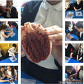 Year 6 enjoyed dissecting the lamb hearts today.