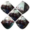Virtual aquarium tour.