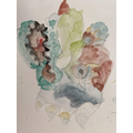 Thomas's watercolour dragon