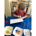 Cole's home learning