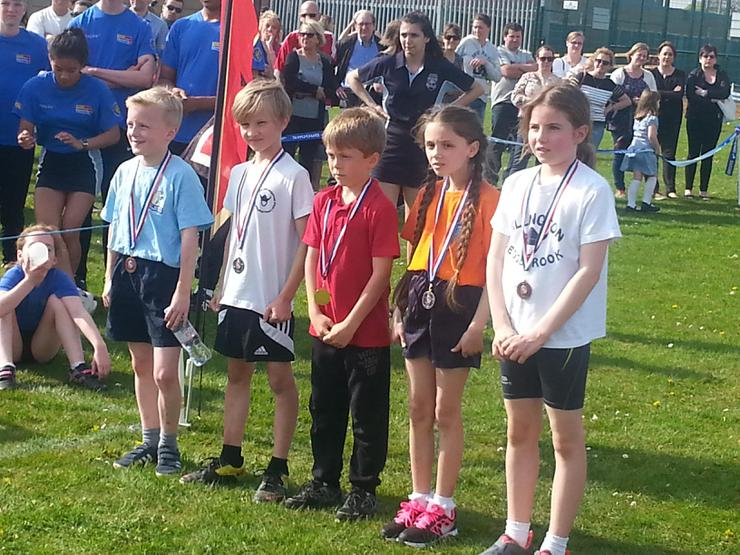 The Cross Country - a 2nd and 3rd for Allington!