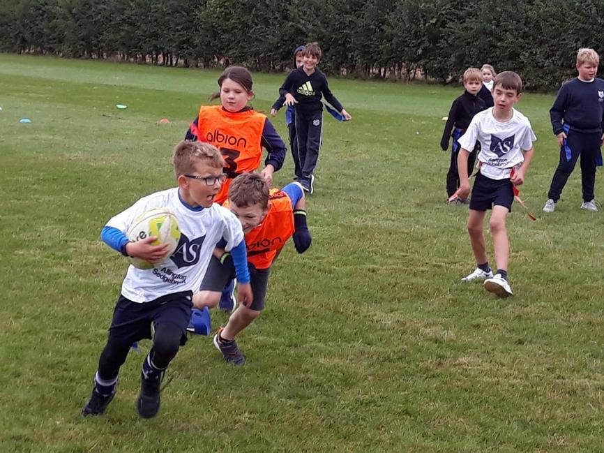 Year 3/4 Rugby Festival